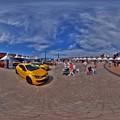 シズオカ×カンヌウイーク2017 「海辺のマルシェ」清水マリンパーク会場 360度パノラマ写真(3)