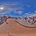 Photos: シズオカ×カンヌウイーク2017 「海辺のマルシェ」清水マリンパーク会場 360度パノラマ写真(2)