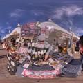 シズオカ×カンヌウイーク2017 「海辺のマルシェ」清水マリンパーク会場 360度パノラマ写真(5)