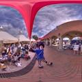 シズオカ×カンヌウイーク2017 「海辺のマルシェ」清水マリンパーク会場 360度パノラマ写真(4)