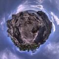 Photos: 城ヶ崎海岸 かどかけ海岸 Little Planet