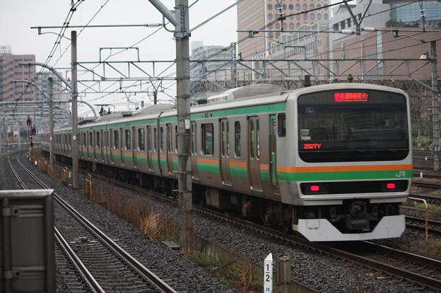 湘南新宿ライン E231系1000番台U4編成
