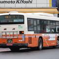 Photos: 東武バス 9843号車 後部
