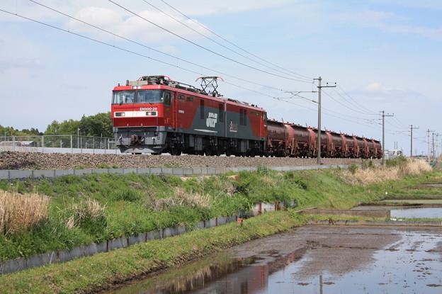 安中貨物 5094レ EH500‐28牽引 (5)