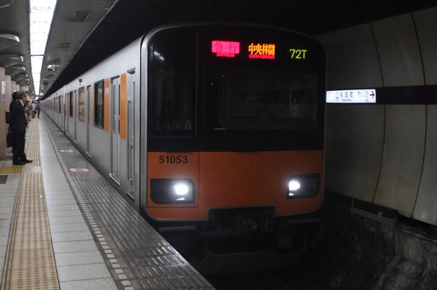 東京メトロ半蔵門線 東武50050系51053F