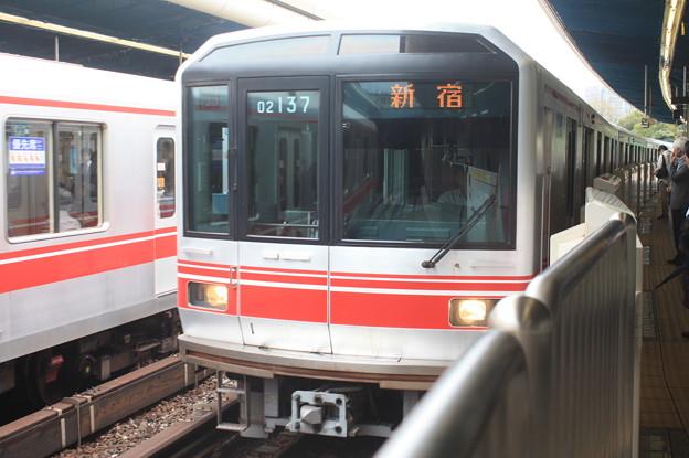 東京メトロ丸ノ内線 02系137F