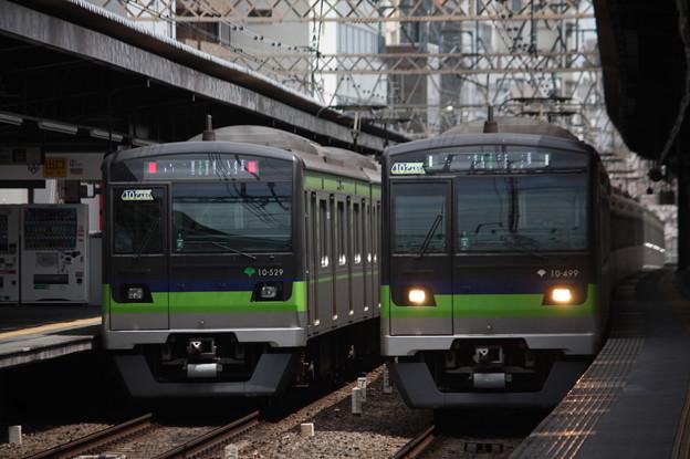 京王線 都営10-300形10-529F・10-499F