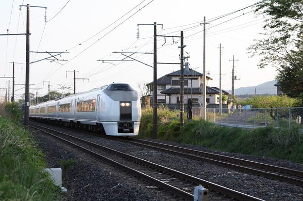 651系K105編成 9425M 快速ぶらり川越号 (2)