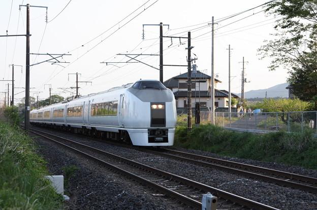 651系K105編成 9425M 快速ぶらり川越号 (3)