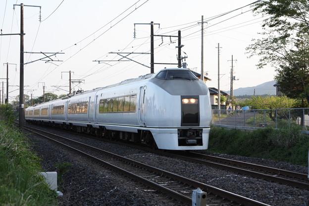 651系K105編成 9425M 快速ぶらり川越号 (4)