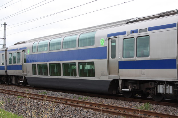 E531系 グリーン車