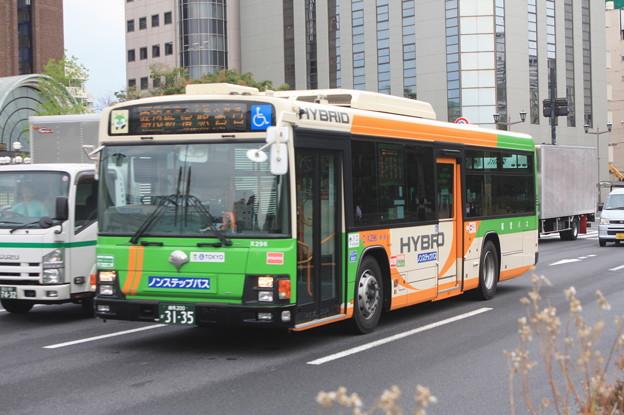 都営バス C-X296