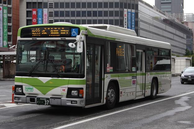 京王バス東 D21514 100周年記念塗装
