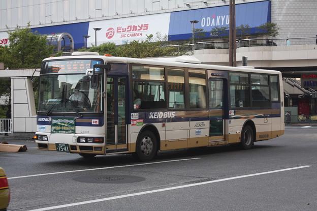 京王バス東 D30608
