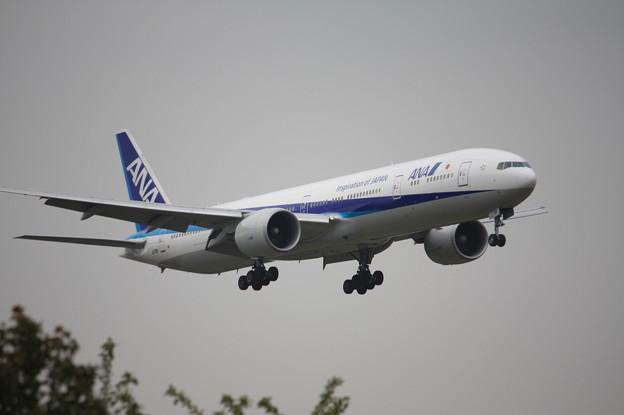 全日空 ANA ボーイング777-300ER JA781A