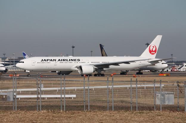 日本航空 JAL ボーイング777-300ER JA740J