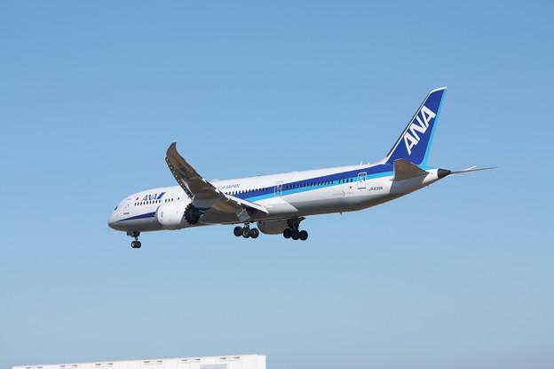 Photos: 全日空 ANA ボーイング787-9 JA839A (2)