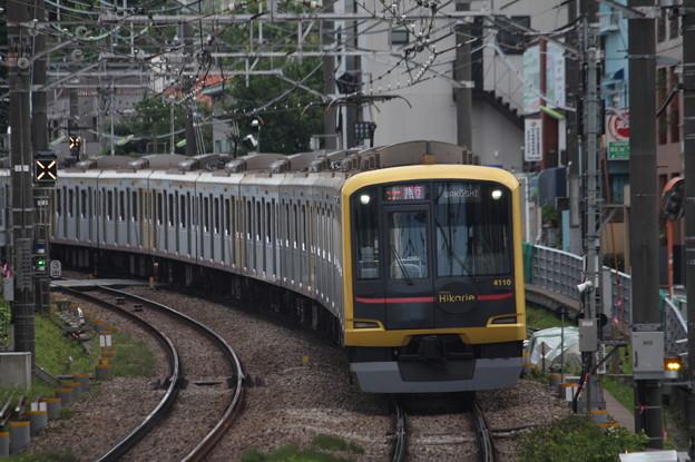 東急東横線 5050系4000番台4110F ヒカリエ号