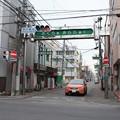 写真: 土浦駅西口周辺の風景