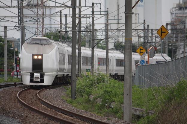 651系K105編成 9114M 急行ぶらり横浜・鎌倉号 (1)