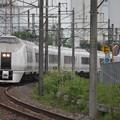 Photos: 651系K105編成 9114M 急行ぶらり横浜・鎌倉号 (1)