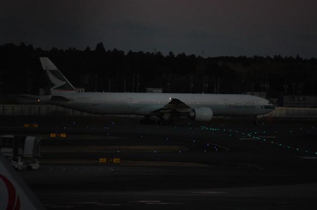 キャセイパシフィック航空 ボーイング777-300
