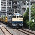 高崎工臨 工9774レ EF65 1105+チキ (3)
