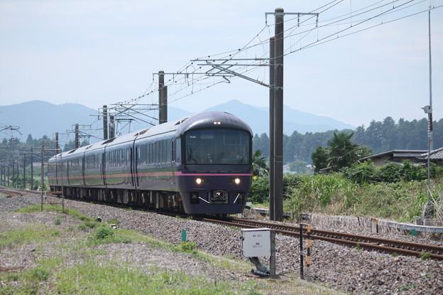 485系TG02編成「華」 9741M 団体臨時 (2)