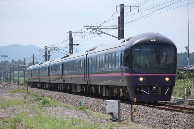 485系TG02編成「華」 9741M 団体臨時 (5)