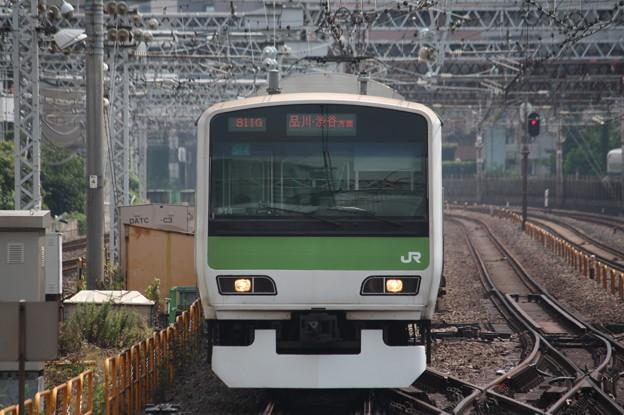 山手線 E231系500番台トウ514編成