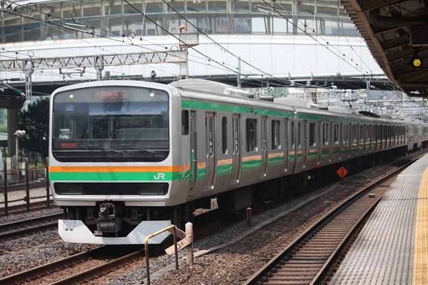 東海道線 E231系1000番台U519編成