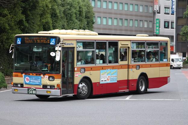 神奈川中央交通 な60号車