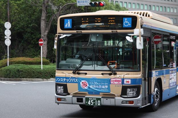 横浜市営バス 6-3472号車