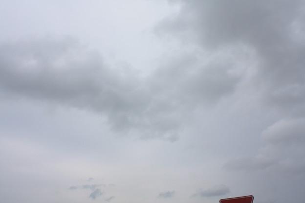 夏の空と雲 (9)
