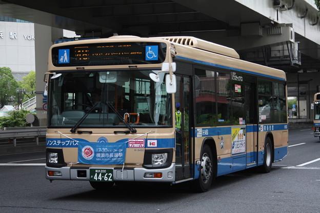 横浜市営バス 6-3450号車