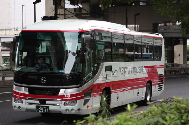 京浜急行バス H4601号車