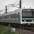 Photos: 常磐線 E501系K751編成 729M 普通 水戸 行