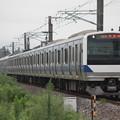 Photos: 常磐線 E531系K422編成 327M 普通 勝田 行