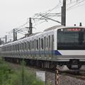 Photos: 常磐線 E531系K402編成 329M 普通 勝田 行
