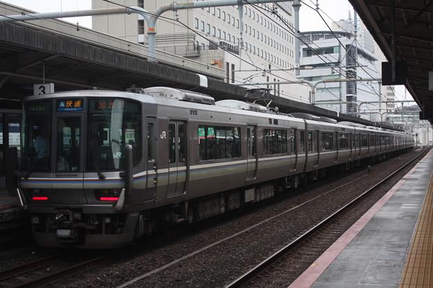 JR神戸線 223系2000番台W29編成