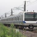 常磐線 E531系K407編成 329M 普通 勝田 行