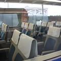 写真: 0系 座席