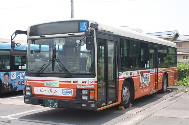 東武バス 9795号車