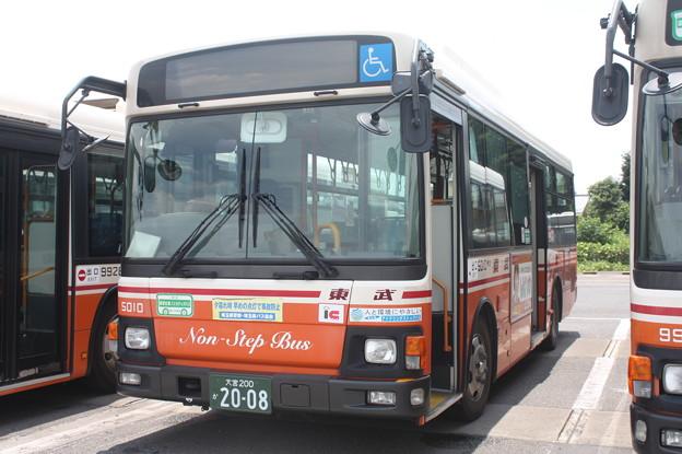 東武バス 5010号車