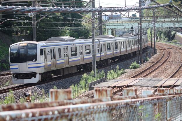 横須賀線 E217系Y-21編成