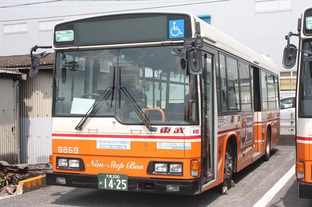 東武バス 9859号車