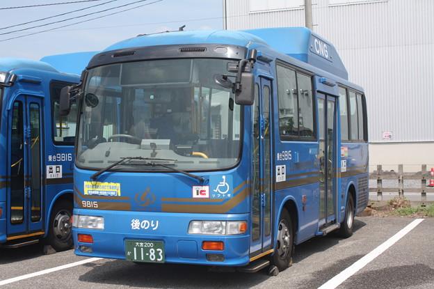 東武バス 9815号車