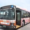 Photos: 東武バス 9786号車 「あの珍百景行き」表示
