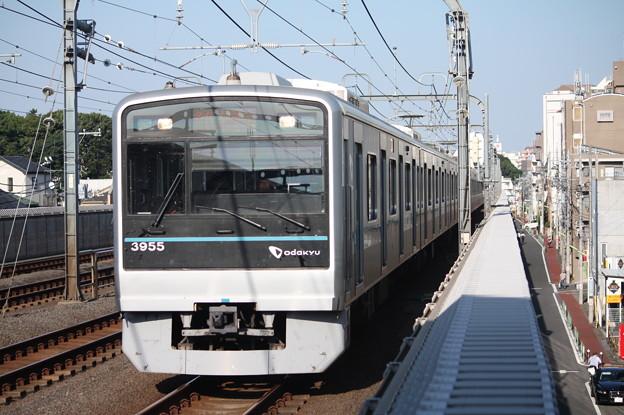小田急小田原線 3000形3955F