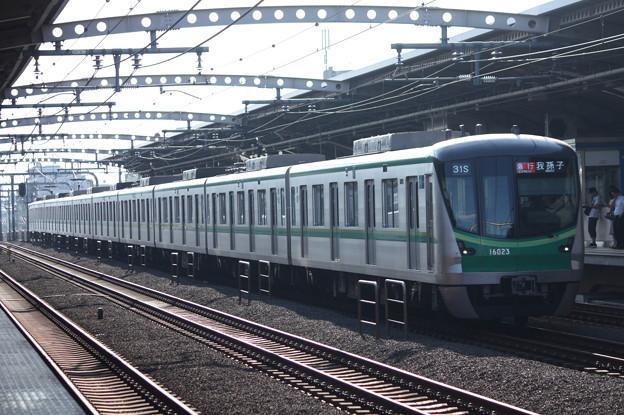 東京メトロ16000系16123F